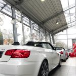 Autohaus I&M Innenansicht